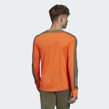 Men's Running Own the Run Long Sleeve Tee