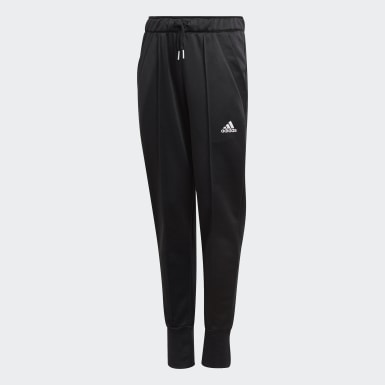 Kids Training Black UP2MV AEROREADY Tapered-Leg Pants