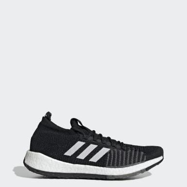 Erkek Koşu Siyah Pulseboost HD Ayakkabı