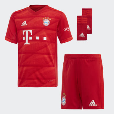 FC Bayern Home Youth Kit