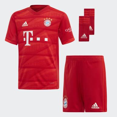 FC Bayern Home Youth Kit