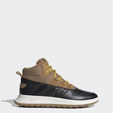 коричневый Зимние ботинки Fusion