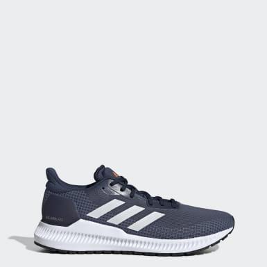 Mænd Løb Blå Solar Blaze sko