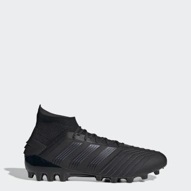 Kunstgress Fotball Sko Menn Svart | adidas NO
