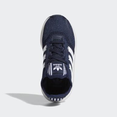 Kinderen Originals blauw Swift Run X Schoenen