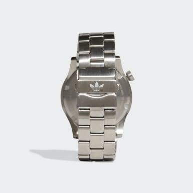Relógio CYPHER_M1 Prateado Originals
