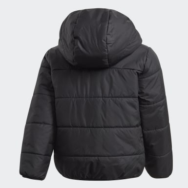 черный Куртка
