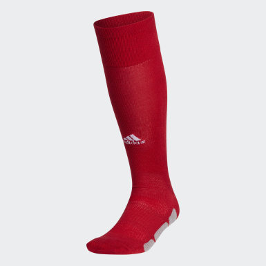Baseball Red Utility Knee Socks