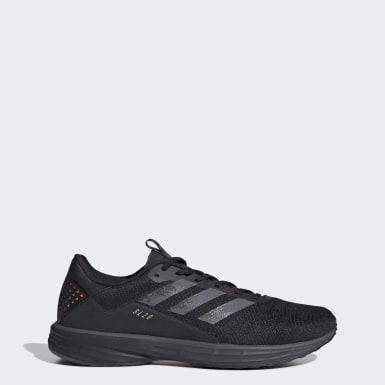 Heren Hardlopen Zwart SL20 Schoenen
