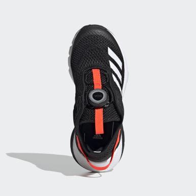 Sapatos Boa ActiveFlex Preto Criança Treino
