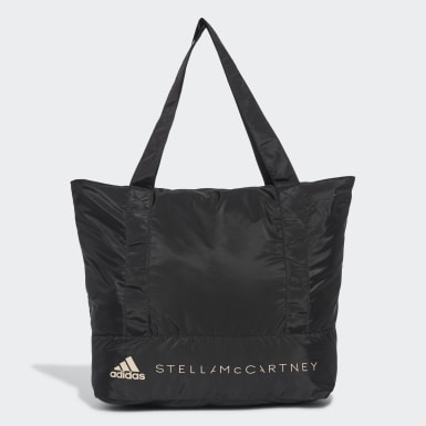 Women adidas by Stella McCartney Black adidas by Stella McCartney Medium Tote Bag