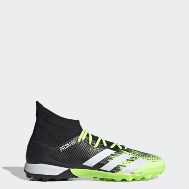 Men's Soccer Green Predator Mutator 20.3 Turf Shoes