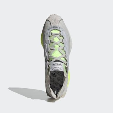 Men Originals Grey SL 7600 Shoes
