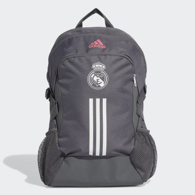 Mochila do Real Madrid Cinzento Futebol