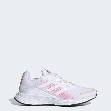 Kvinder Løb Hvid Duramo SL sko