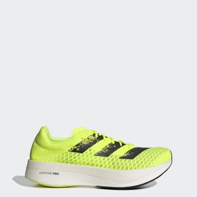 Running Adizero Adios Pro Schuh Gelb