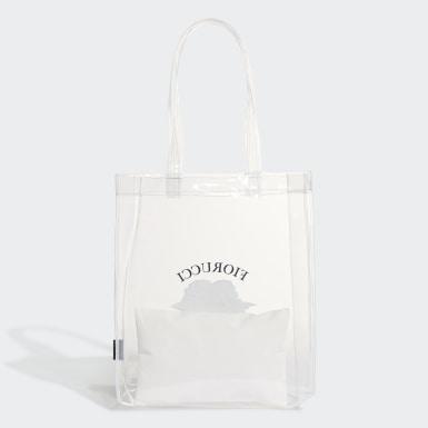 Bolsa Shopper Branco Mulher Originals
