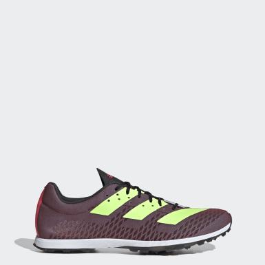 Sapatos Adizero XC Sprint Preto Homem Atletismo