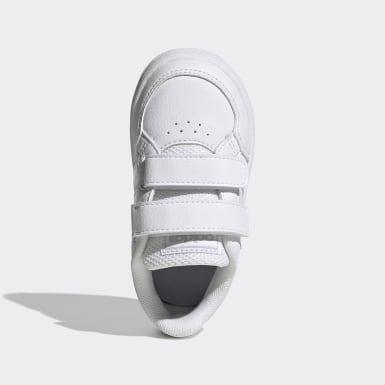 Kids Tennis White Breaknet Shoes