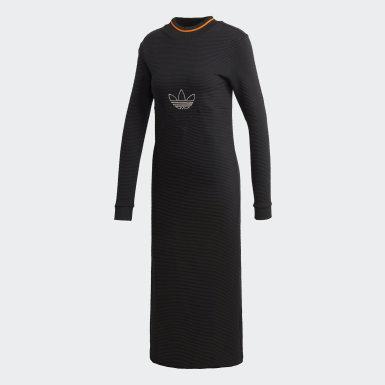 Women Originals Black CLRDO Dress