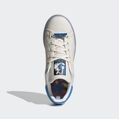 Kinderen Originals wit Stan Smith Star Wars Schoenen