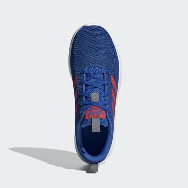 Zapatillas Lite Racer CLN Azul Niño Running