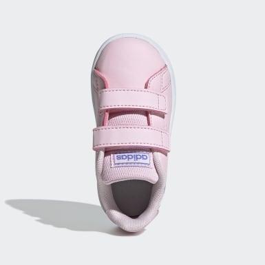 Infant Sport Inspired Pink Advantage Shoes