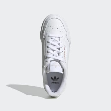 Youth Originals White Continental 80 Shoes