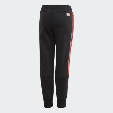 LG DY MM Pant Negro Niña Training