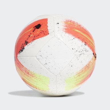 ผู้ชาย ฟุตบอล สีขาว ลูกฟุตบอล Capitano Club