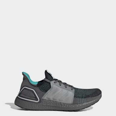 ผู้ชาย วิ่ง สีดำ รองเท้า Ultraboost 19