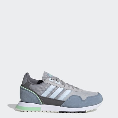 Zapatillas 8K 2020 Gris Mujer Sport Inspired