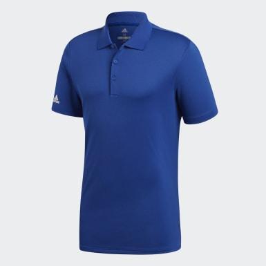 Polo Performance Bleu Hommes Golf