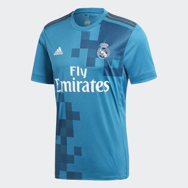 Jersey Tercer Uniforme Real Madrid Réplica