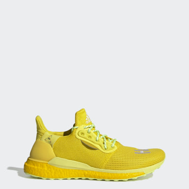 Pharrell Williams x adidas Solar Hu Shoes