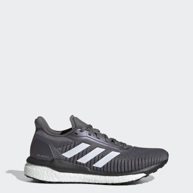 Sapatos Solar Drive 19 Cinzento Mulher Running