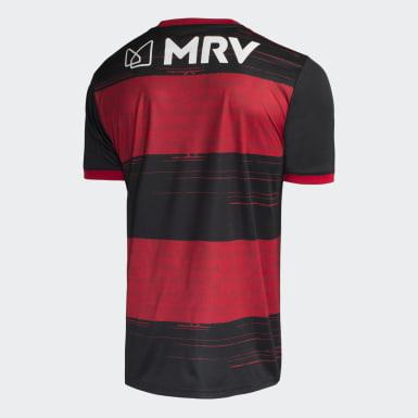 CAMISA CR FLAMENGO 1 Vermelho Homem Futebol