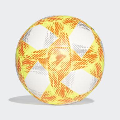 Football White Conext 19 Ekstraklasa Top Capitano Ball