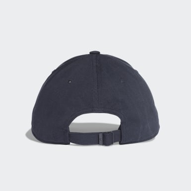 Training Classic Six-Panel Kappe Blau