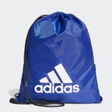 Bolso Deportivo Tiro Azul Fútbol
