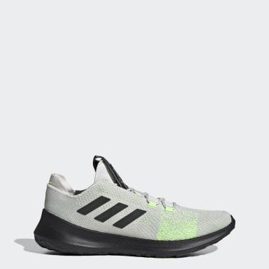 ผู้ชาย วิ่ง สีเทา รองเท้า Sensebounce + ACE