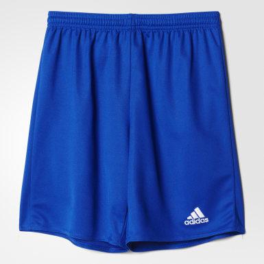 Shorts Parma 16 Azul Niño Fútbol