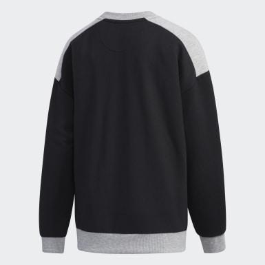Children Training Black Sport ID Sweatshirt