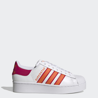 Women's Originals White Superstar Bold Shoes