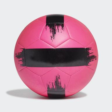 Men Football Pink EPP II Club Ball