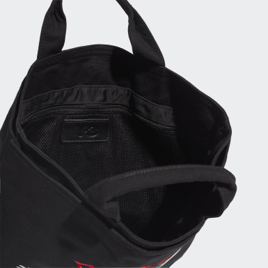 Y-3 Black Y-3 Canvas Tote