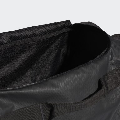 Handball Black 4ATHLTS ID Duffel Bag Small