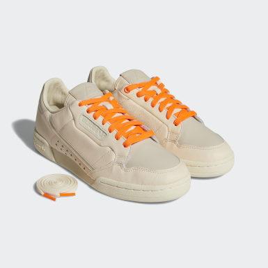 Originals Pharrell Williams Continental 80 Schuh Beige