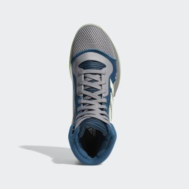 Men's Basketball Blue Marquee Boost Shoes