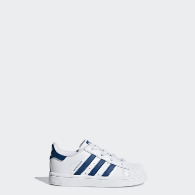 Infant & Toddler Originals White Superstar Shoes
